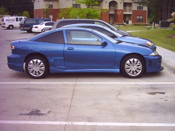 Another Avyryder 1996 Chevrolet Cavalier post... - 3779638