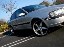 Roxahs 2001 Volvo S80