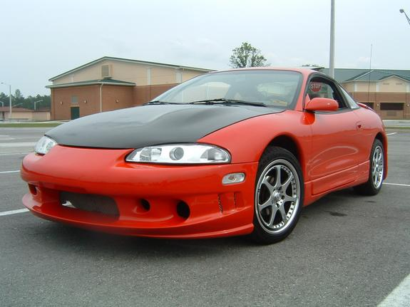 Another daweasel 1995 Mitsubishi Eclipse post... - 3786371
