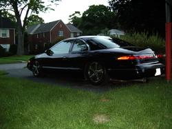 jdlmkviiis 1995 Lincoln Mark VIII