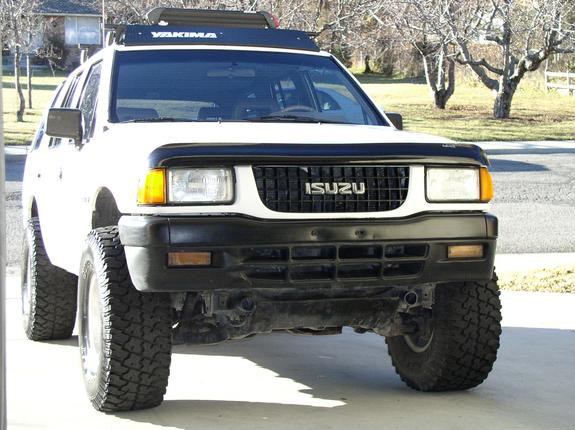RodeoBrady 1993 Isuzu Rodeo Specs, Photos, Modification Info