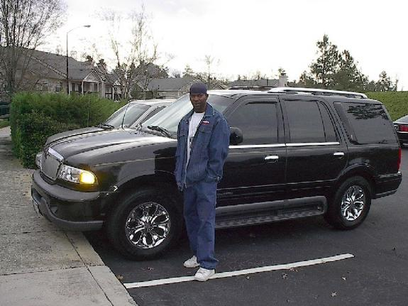 b1act's 1998 Lincoln Navigator in Cary, NC
