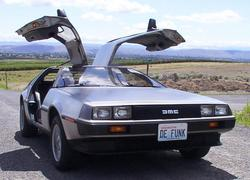funkstufs 1981 DeLorean DMC-12