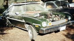 project_porsche 1976 Ford Pinto
