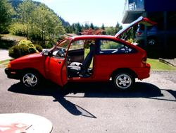 Another joskos 1996 Ford Aspire post... - 3802383