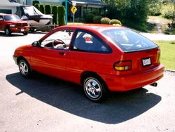 Another joskos 1996 Ford Aspire post... - 3802386