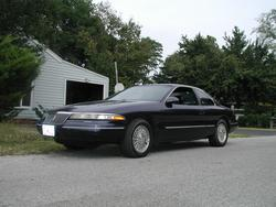 Southwell 1995 Lincoln Mark VIII
