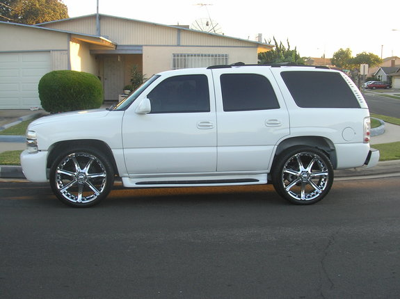 Bigsherm 2003 Chevrolet Tahoe Specs Photos Modification