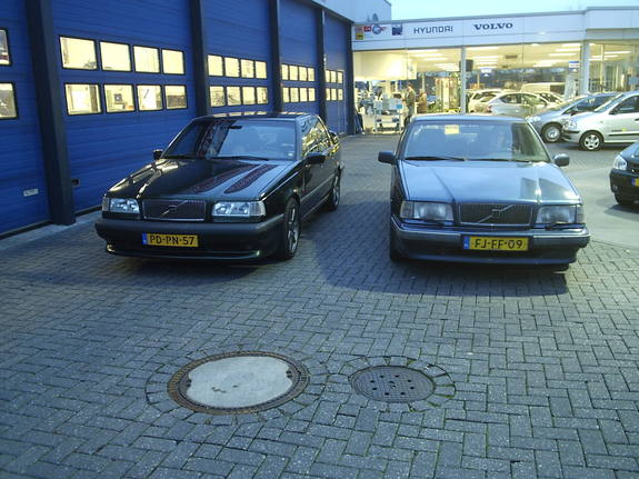 Another Fokke 1992 Volvo 850 post... - 3805946