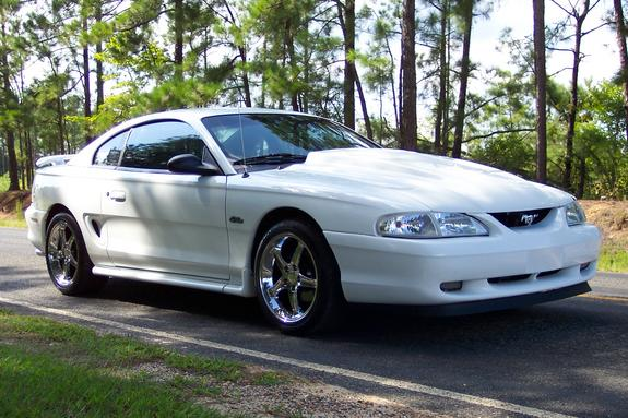 whitepony1996 1996 ford mustang specs photos modification info at cardomain. Black Bedroom Furniture Sets. Home Design Ideas