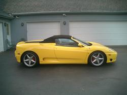 CARFORSALEs 2003 Ferrari 360 Modena