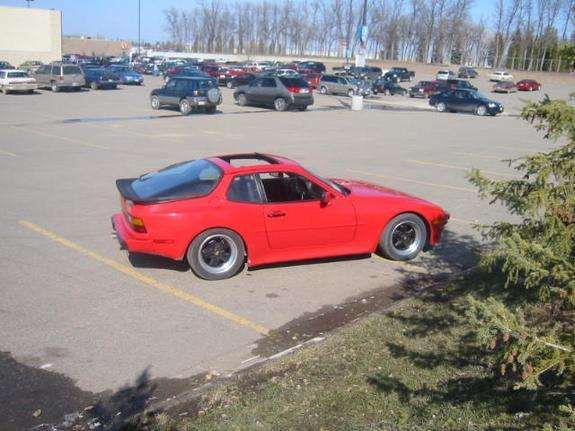 Bob944 1984 Porsche 944 Specs  Photos  Modification Info