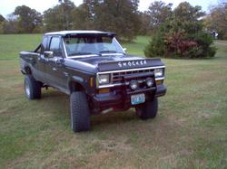 84projectranger 1987 Ford Ranger Regular Cab