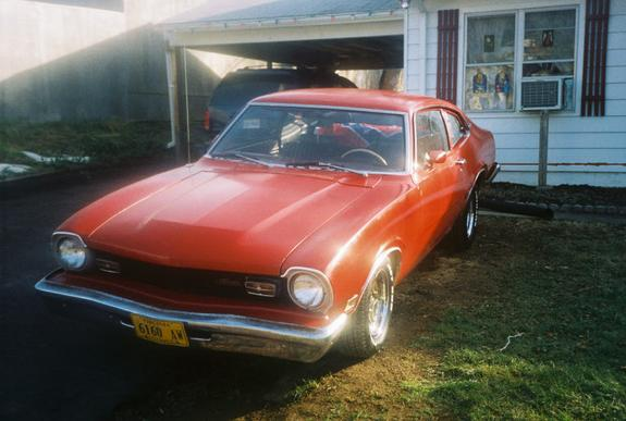 badassmaverick 1974 Ford Maverick 3810072