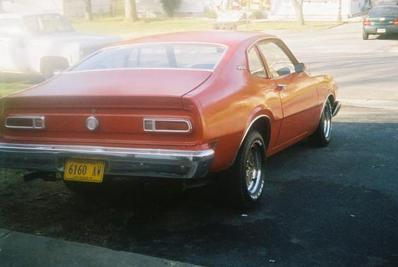 badassmaverick 1974 Ford Maverick 3810073