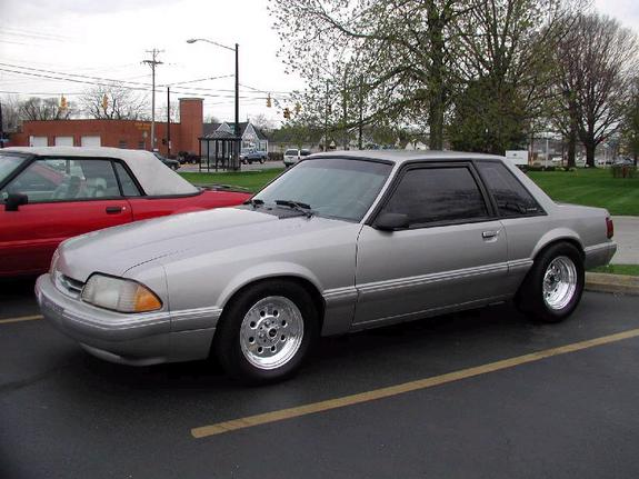 Another carriep 1987 Ford Mustang post... - 3807718