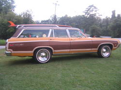 1971gotwood 1971 Ford LTD Country Squire