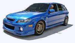 lasermp5s 2003 Mazda Protege5