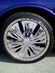 spinweel 1994 Oldsmobile Cutlass Supreme