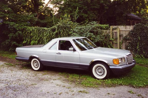 Another EMallon 1981 Mercedes-Benz S-Class post... - 3818744