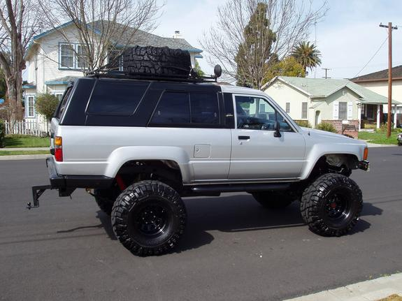 Lifted 4runner For Sale >> 4084602345 1987 Toyota 4Runner Specs, Photos, Modification Info at CarDomain