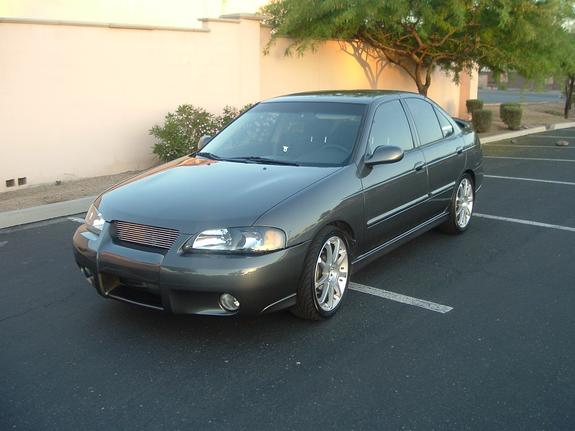 Another swoosh2kse 2000 Nissan Sentra post... - 3821808