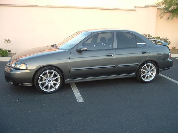 Another swoosh2kse 2000 Nissan Sentra post... - 3821810