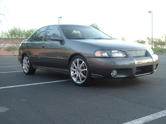 Another swoosh2kse 2000 Nissan Sentra post... - 3821811