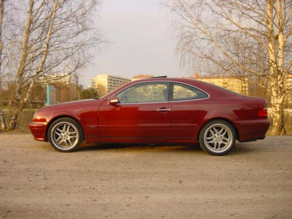 Mrkorhonen s 1999 mercedes benz clk class for 1999 mercedes benz clk 430