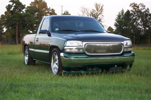 jblackwoodc10's 2000 GMC Sierra 1500 Regular Cab