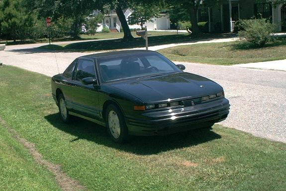 Highroller_II's 1993 Oldsmobile Cutlass Supreme