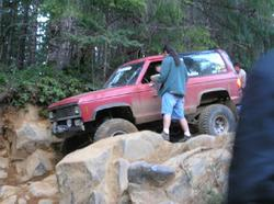 BRONCMANs 1985 Ford Bronco II