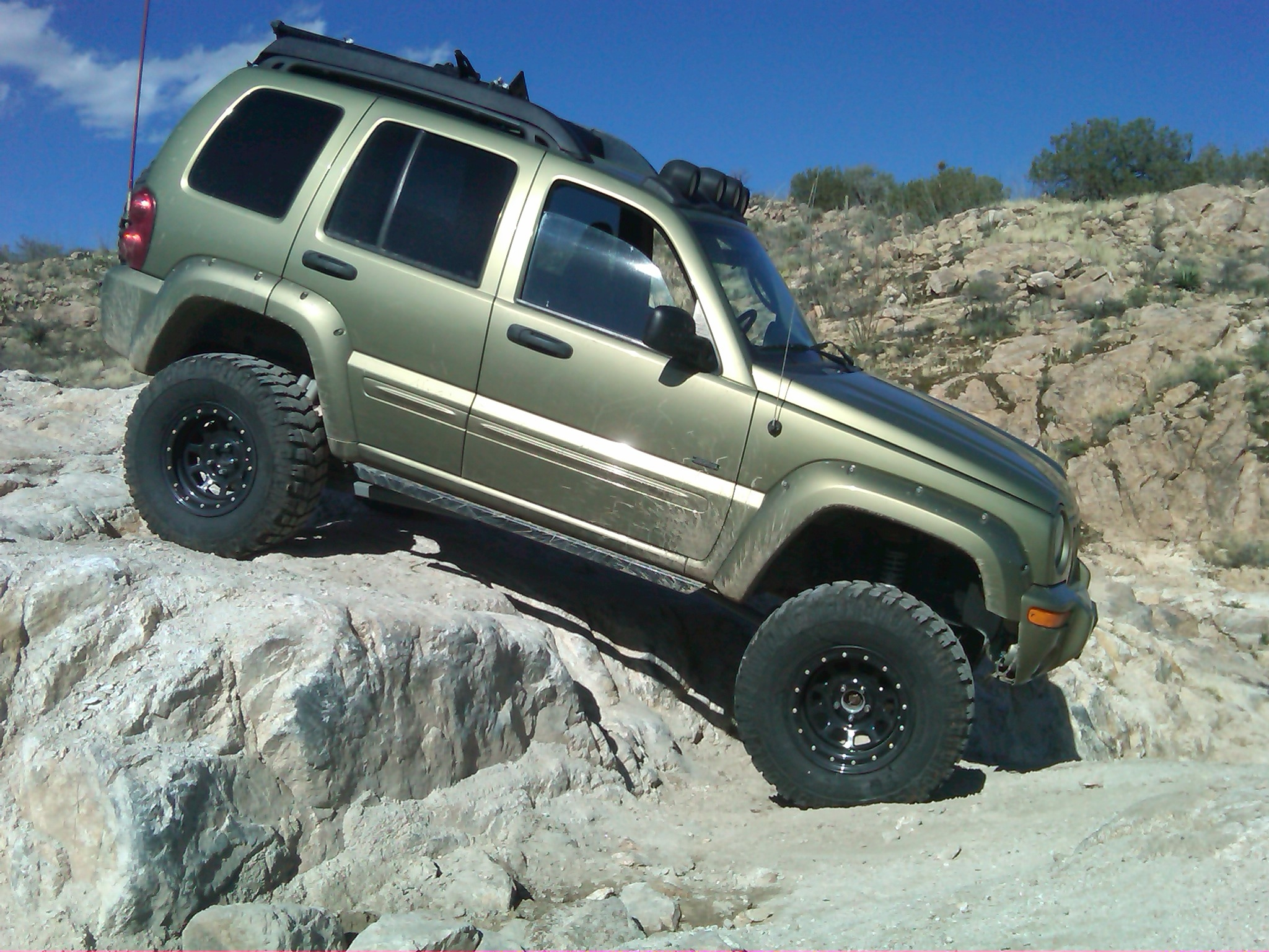 neatus 2003 jeep liberty specs photos modification info at cardomain. Black Bedroom Furniture Sets. Home Design Ideas