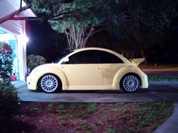 Digitaltech 1999 Volkswagen Beetle