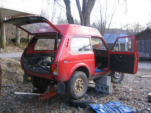 teamniva 1987 lada niva specs photos modification info. Black Bedroom Furniture Sets. Home Design Ideas