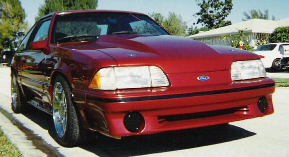 89sleeper89 1989 Ford Mustang 3834928
