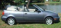 katdancess 1995 Volkswagen Cabrio