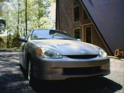 itrekker 2002 Honda Insight