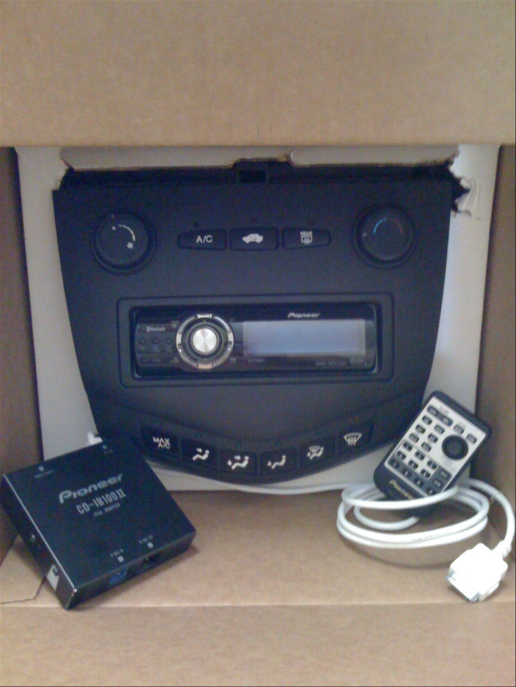 Used Cars Tallahassee >> for sale bt pioneer radio wiht ipod adapter and metra ...