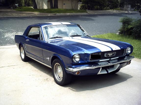 Another starnsey 1966 Ford Mustang post... - 3837754