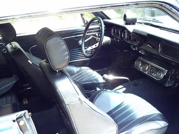 Another starnsey 1966 Ford Mustang post... - 3837755