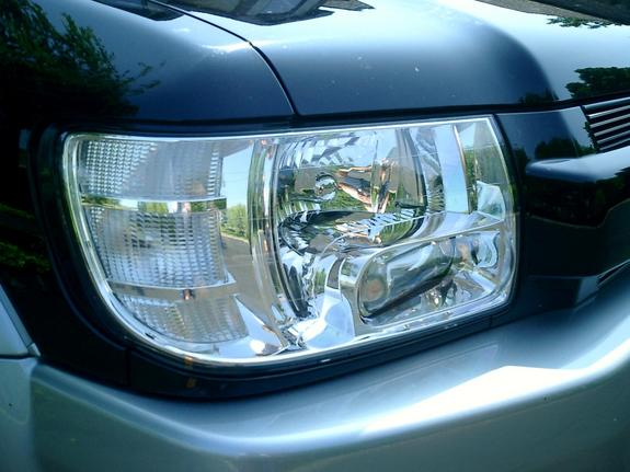 Question About Headlight Conversion For A 97 Qx4 Nissan