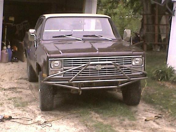Another big83chevy4x4 1983 Chevrolet C/K Pick-Up post... - 3840043
