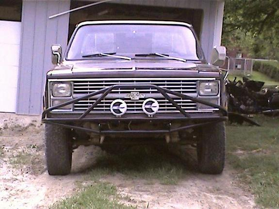 Another big83chevy4x4 1983 Chevrolet C/K Pick-Up post... - 3840044
