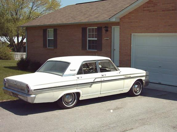 redcar67 1964 Ford Fairlane Specs, Photos, Modification Info