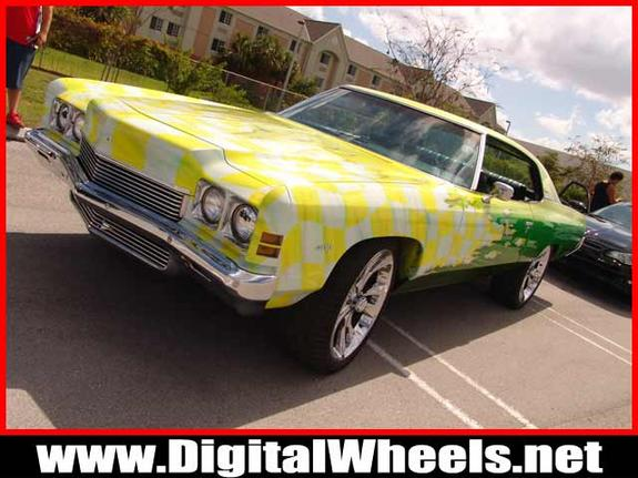 Donk_King 1973 Chevrolet Impala 3841266