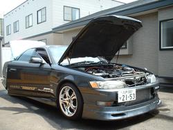 1_hater 1993 Toyota Chaser