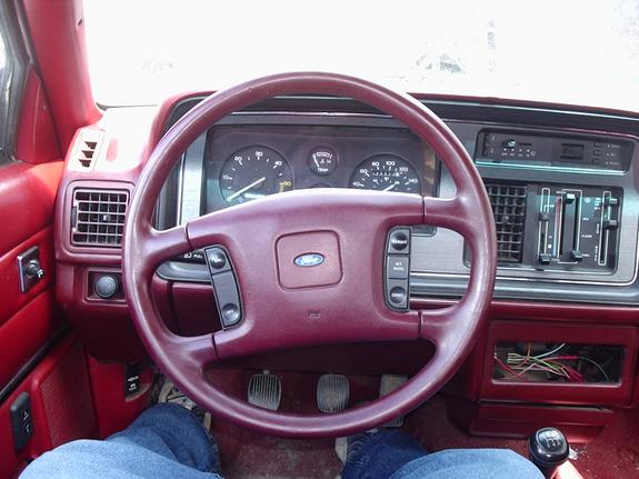 Jersey Cowboy13 1987 Ford Tempo Specs Photos