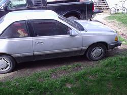 jersey_cowboy13 1987 Ford Tempo