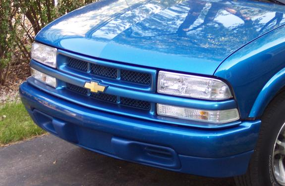 Another RedWinger 2000 Chevrolet S10 Regular Cab post... - 3846505